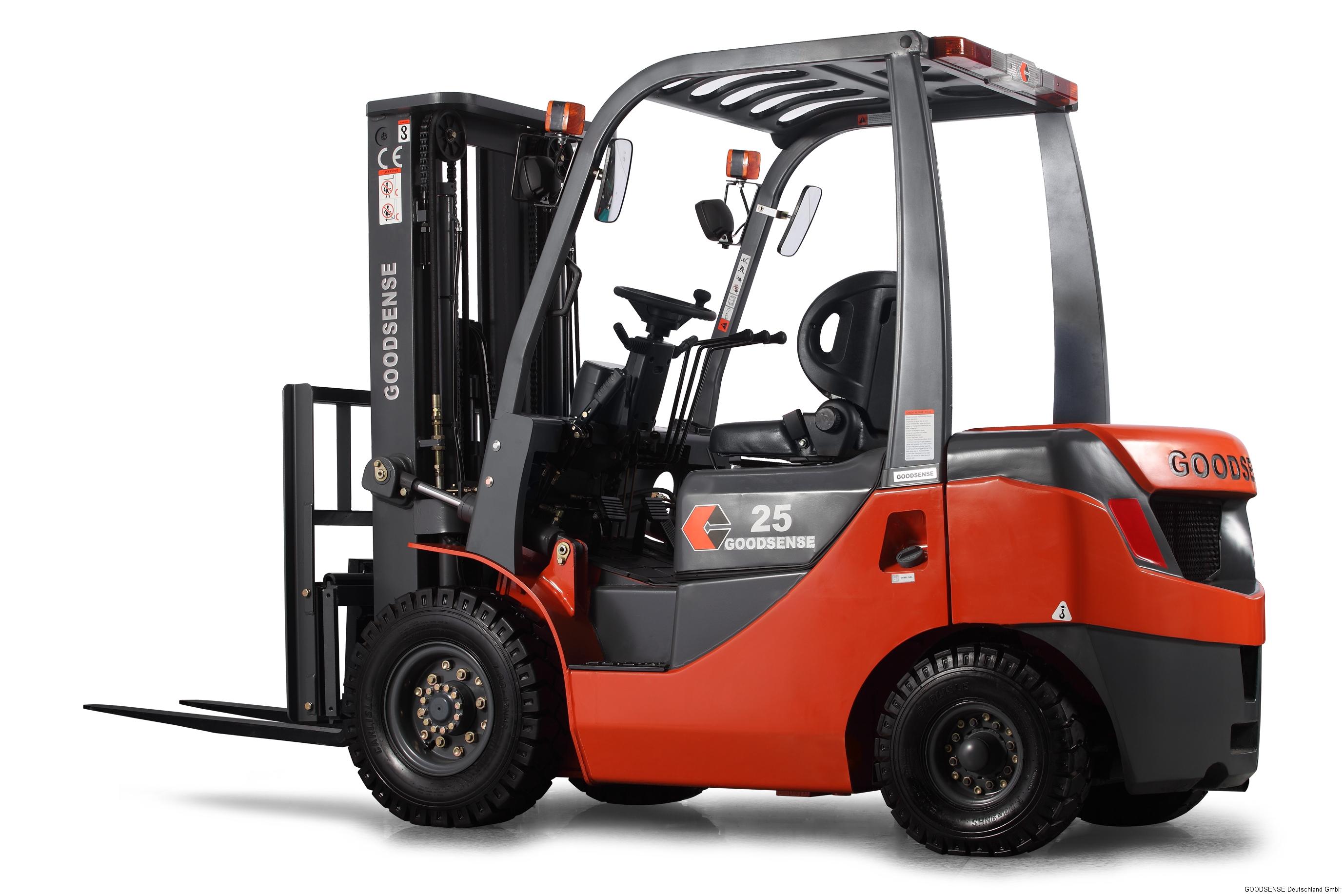 Toyota Diesel Truck >> Maquinaria Vial Autoelevadores en Industrias Mg – Autoelevador Heli · Autoelevador Toyota ...